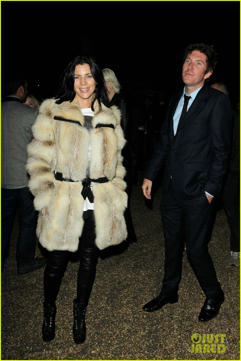 liberty ross serpentine gallery with mystery man 052723942