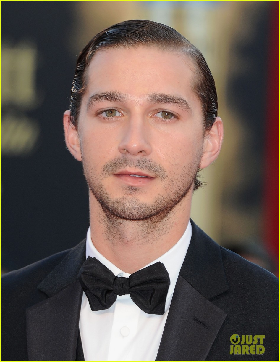 shia labeouf company you keep premiere 04