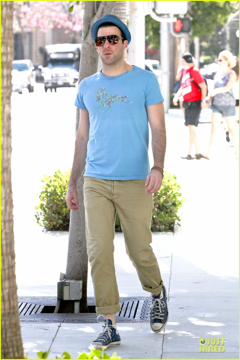 zachary quinto rodeo drive shopping 032725083