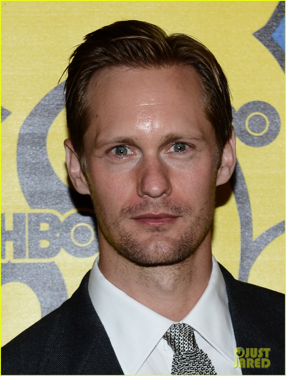 alexander skarsgard hbos emmys after party 022727622