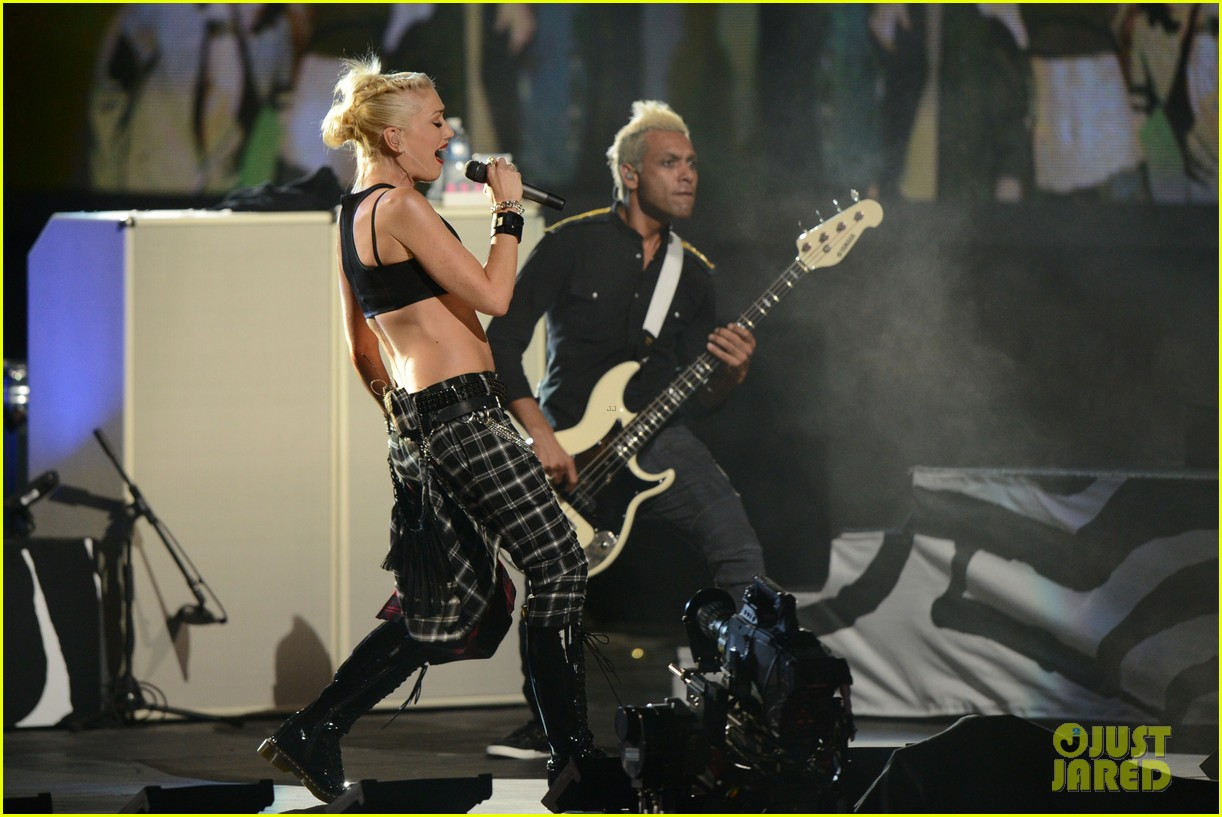 gwen stefani no doubt perform at nfl kick off concert 072715002