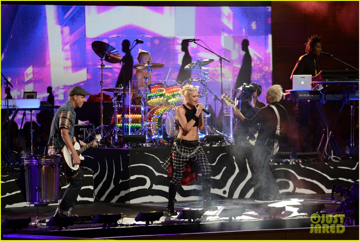 gwen stefani no doubt perform at nfl kick off concert 102715005