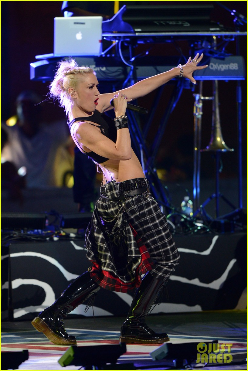 gwen stefani no doubt perform at nfl kick off concert 182715013