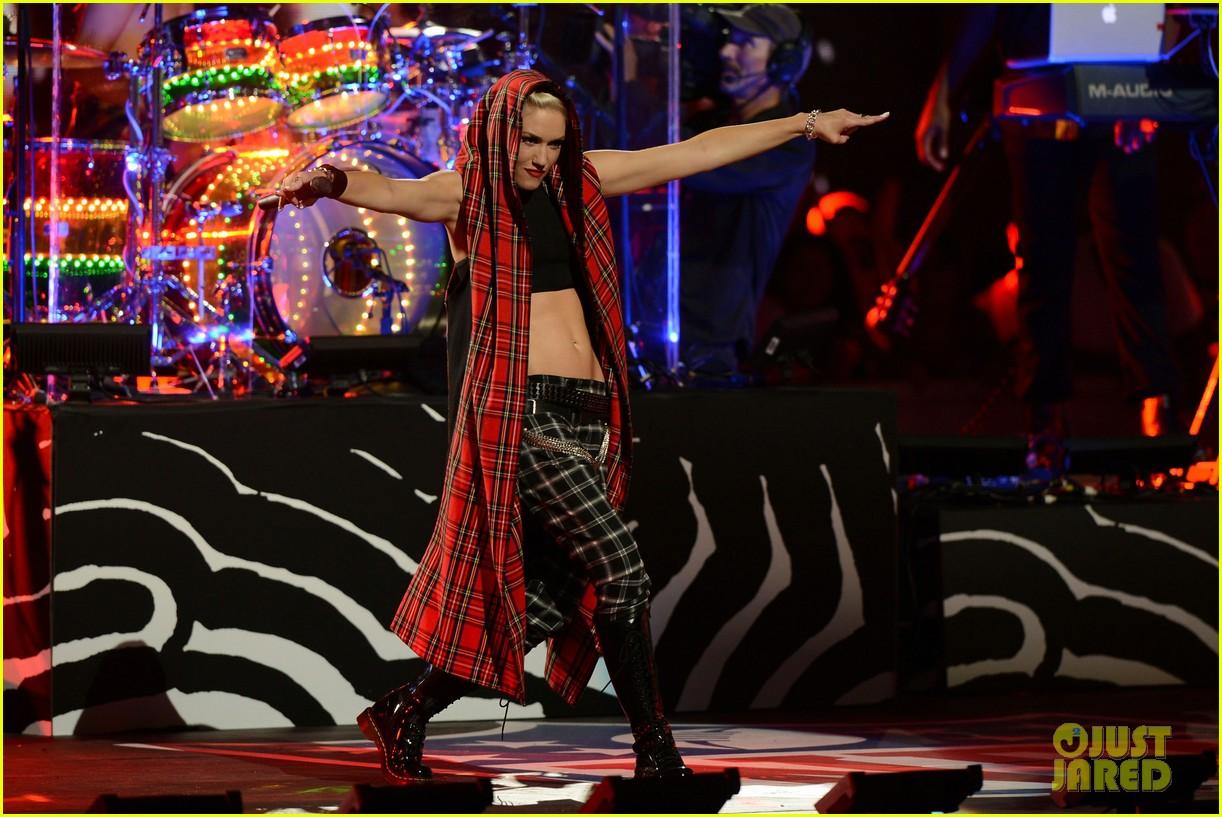 gwen stefani no doubt perform at nfl kick off concert 282715023
