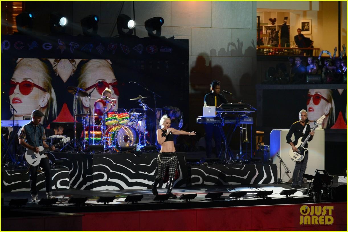 gwen stefani no doubt perform at nfl kick off concert 312715026