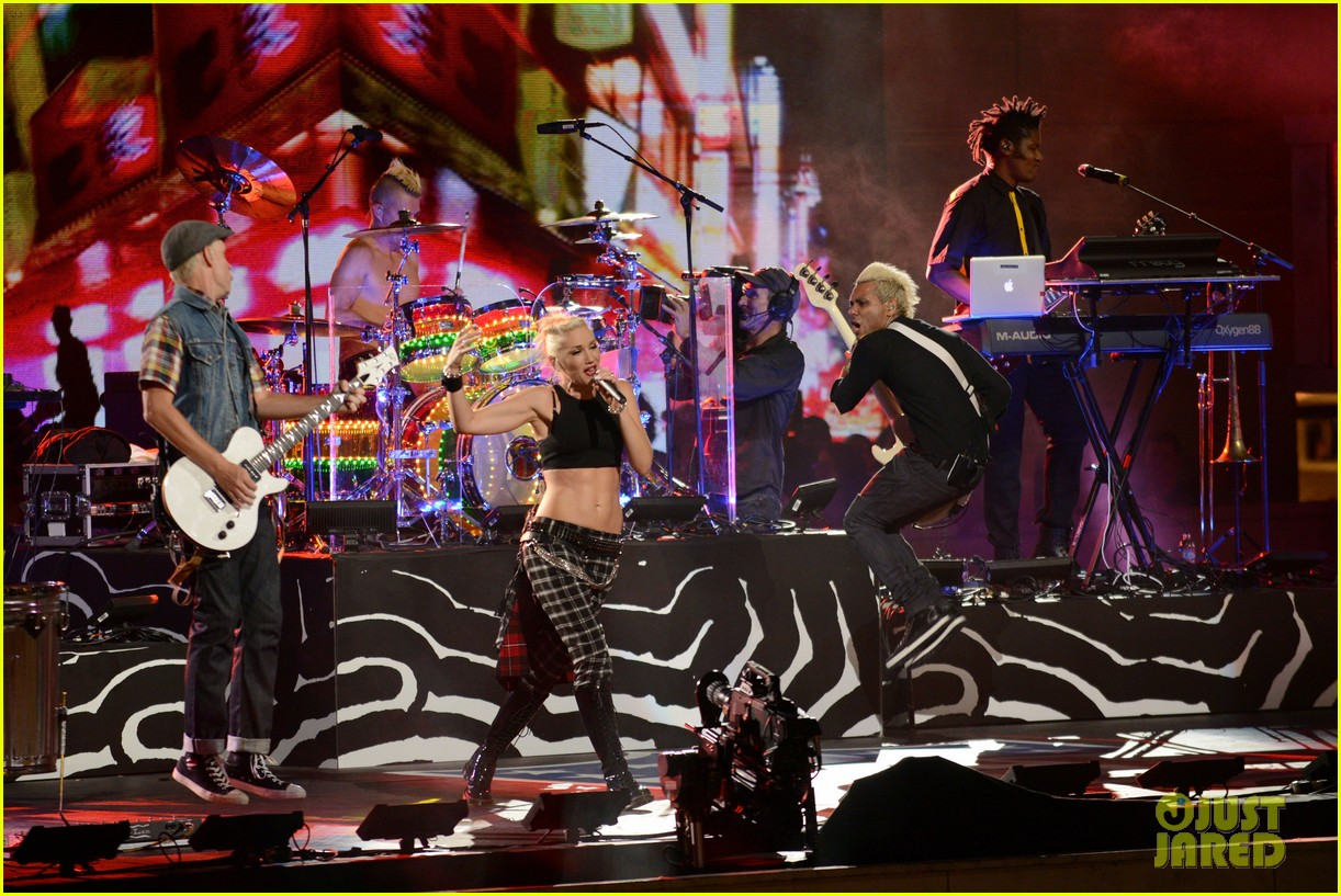 gwen stefani no doubt perform at nfl kick off concert 352715030