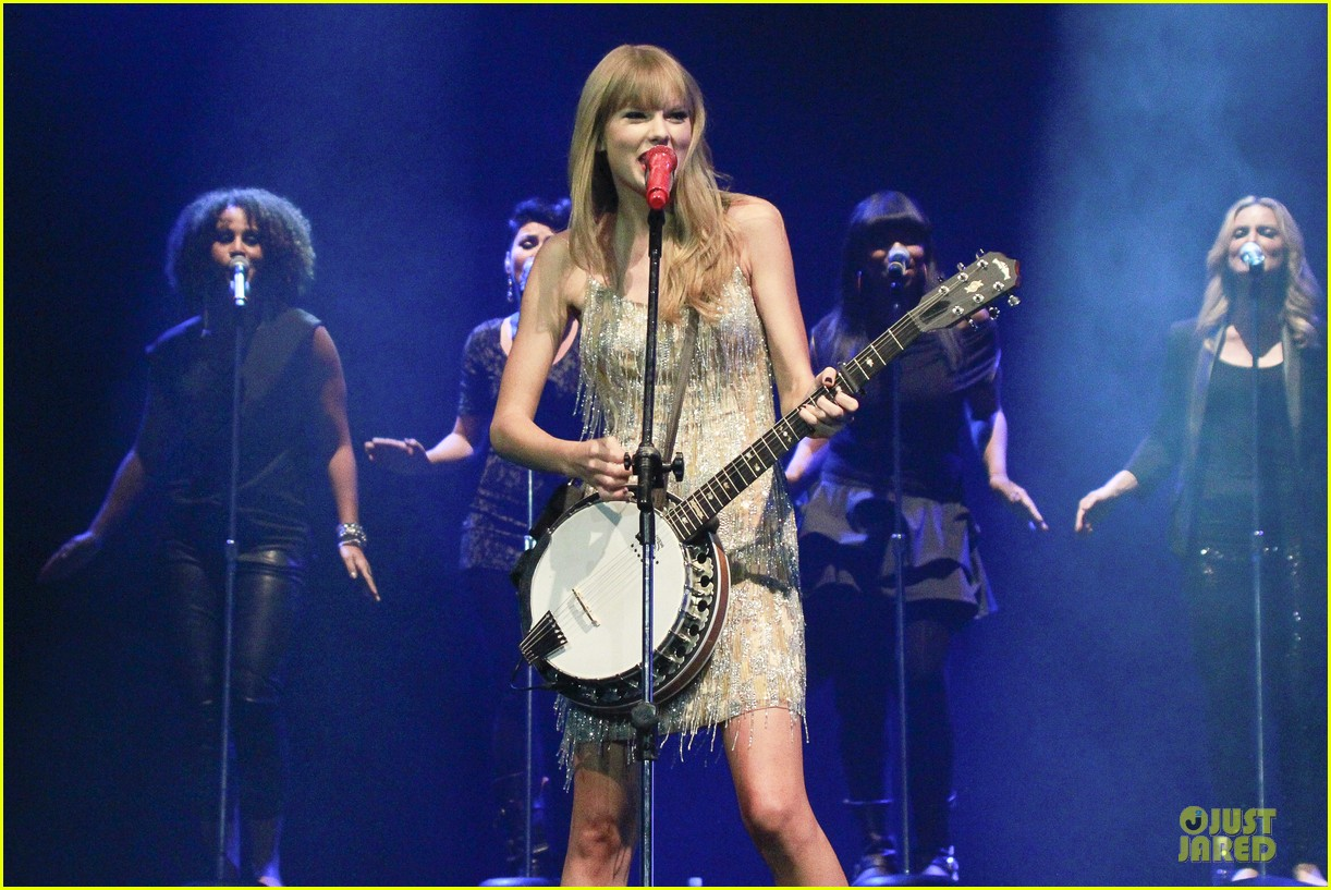taylor swift perfornance in brazil 39