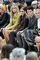 dita von teese jeremy irvine burberry fashion show in london 19