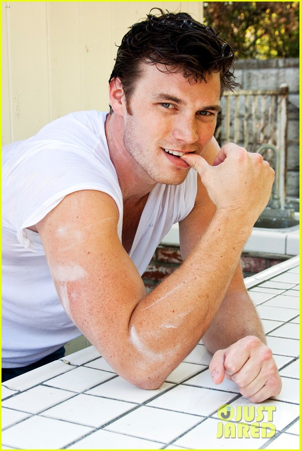 derek theler sexy photo shoot exclusive pics 03