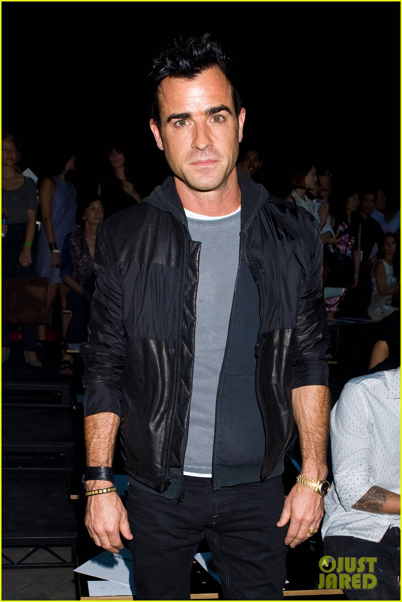 justin theroux alexander wang fashion show 042717496