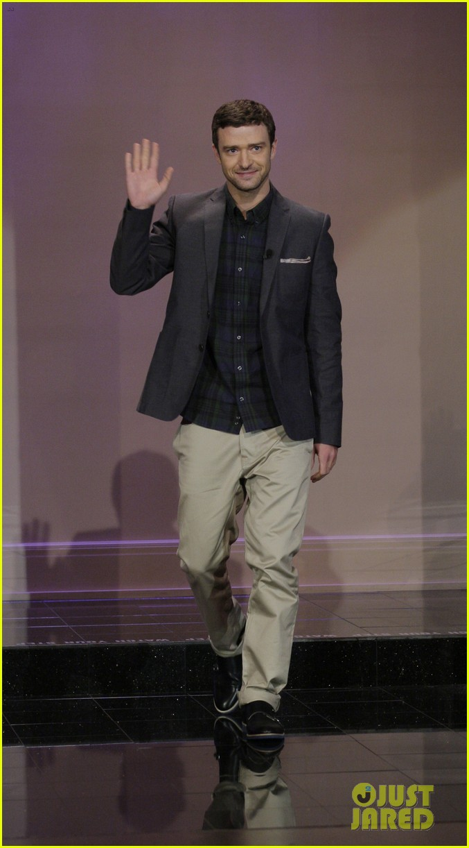 justin timberlake tonight show with jay leno appearance 012724625