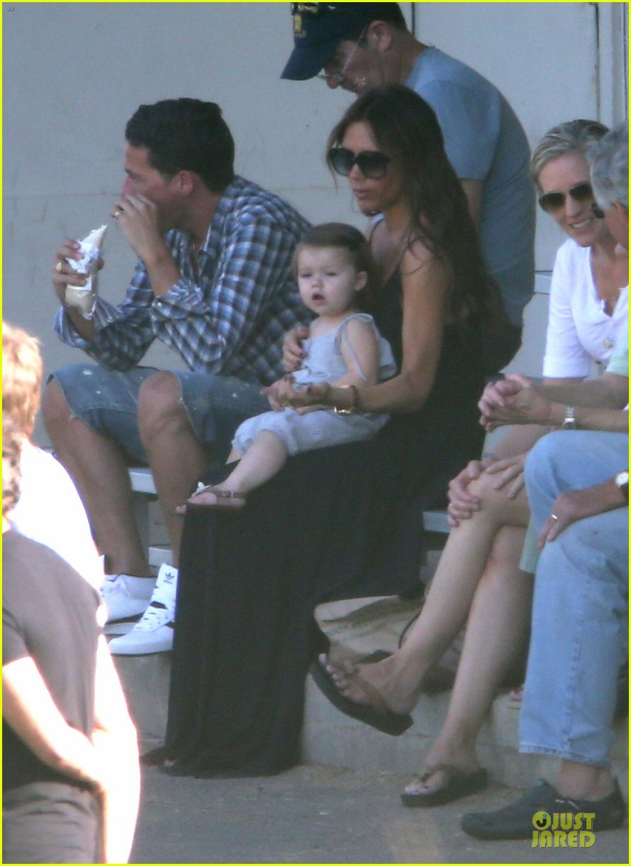 victoria beckham sons soccer game 042730798