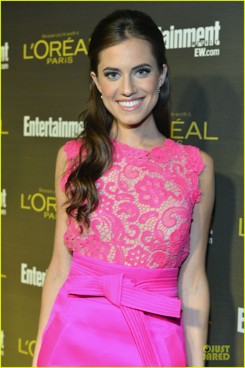 kate walsh allison williams ew pre emmy party 122726167
