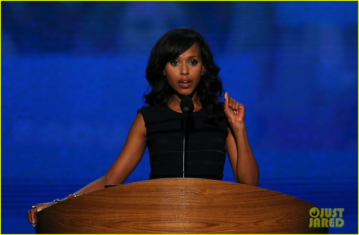 kerry washington speech democratic national convention 042715774