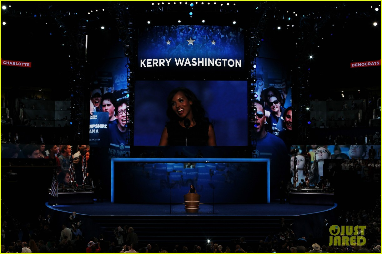 kerry washington speech democratic national convention 06