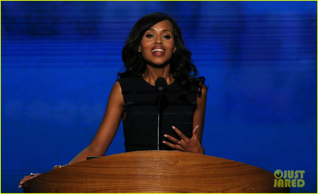 kerry washington speech democratic national convention 07