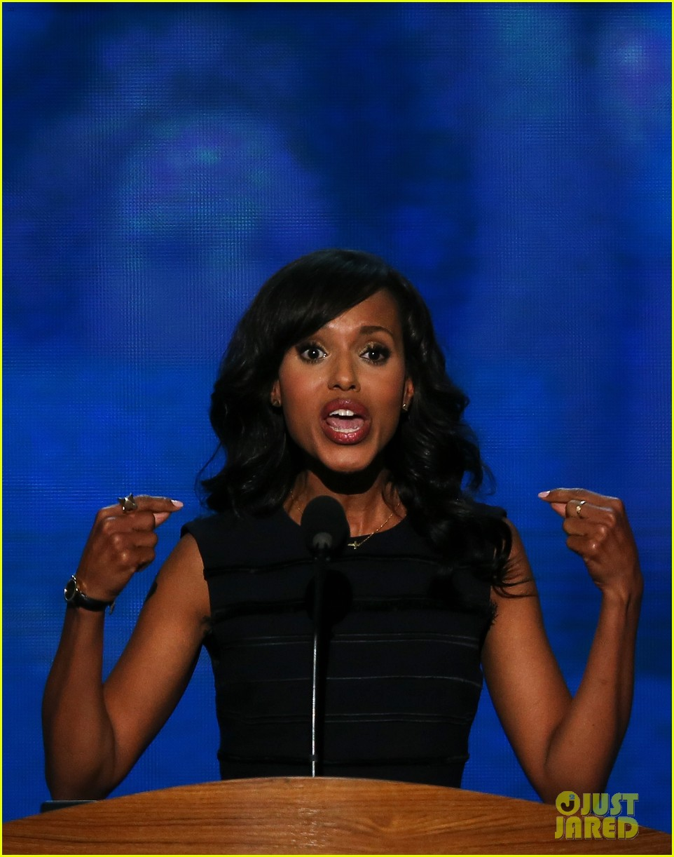 kerry washington speech democratic national convention 11