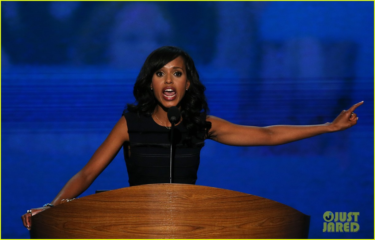 kerry washington speech democratic national convention 122715782