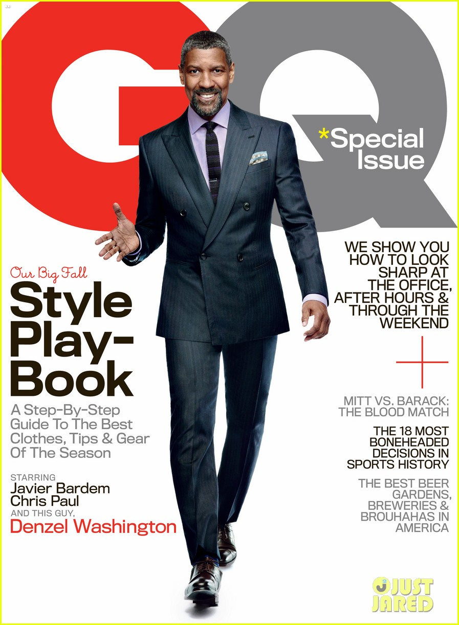 denzel washington covers gq october style playbook 02.2724291