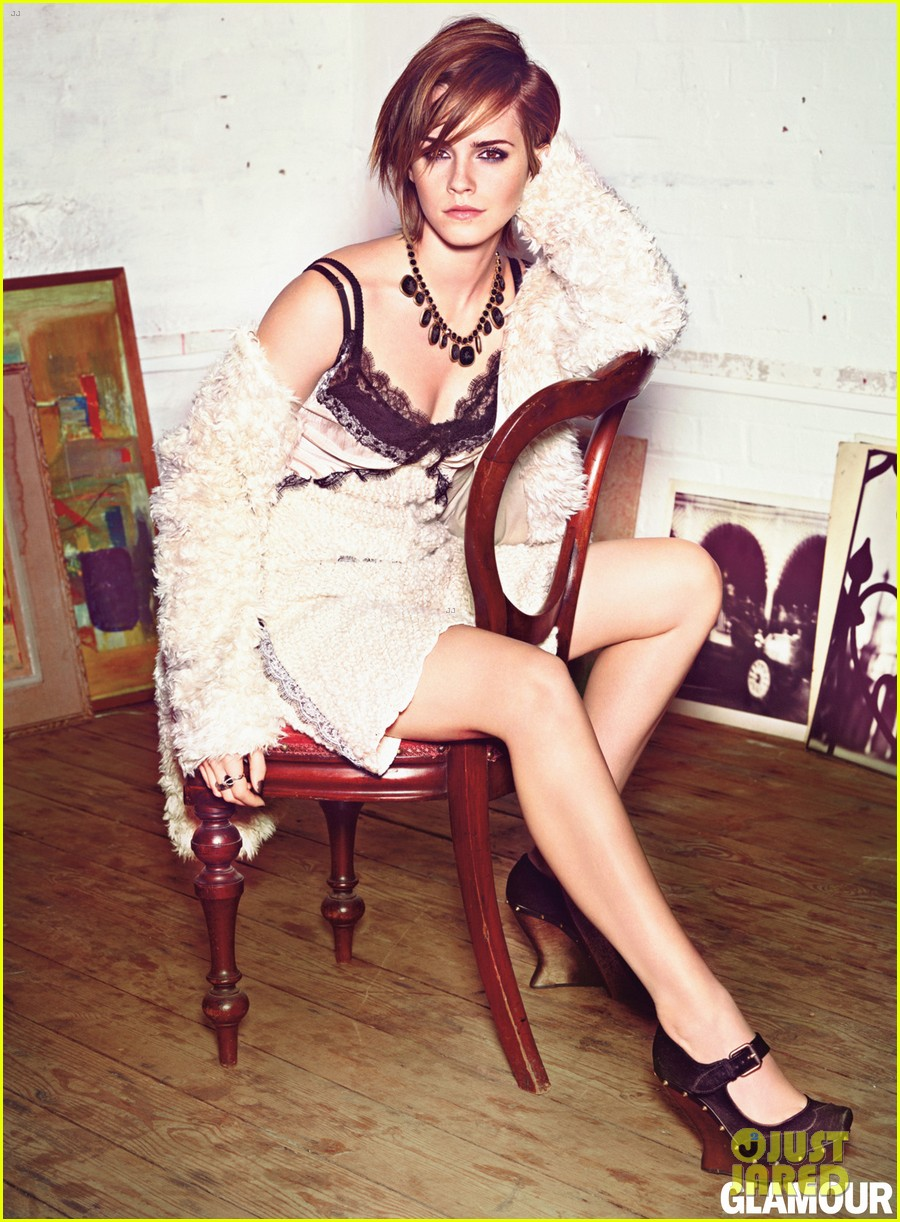 emma watson covers glamour october 2012 022713862