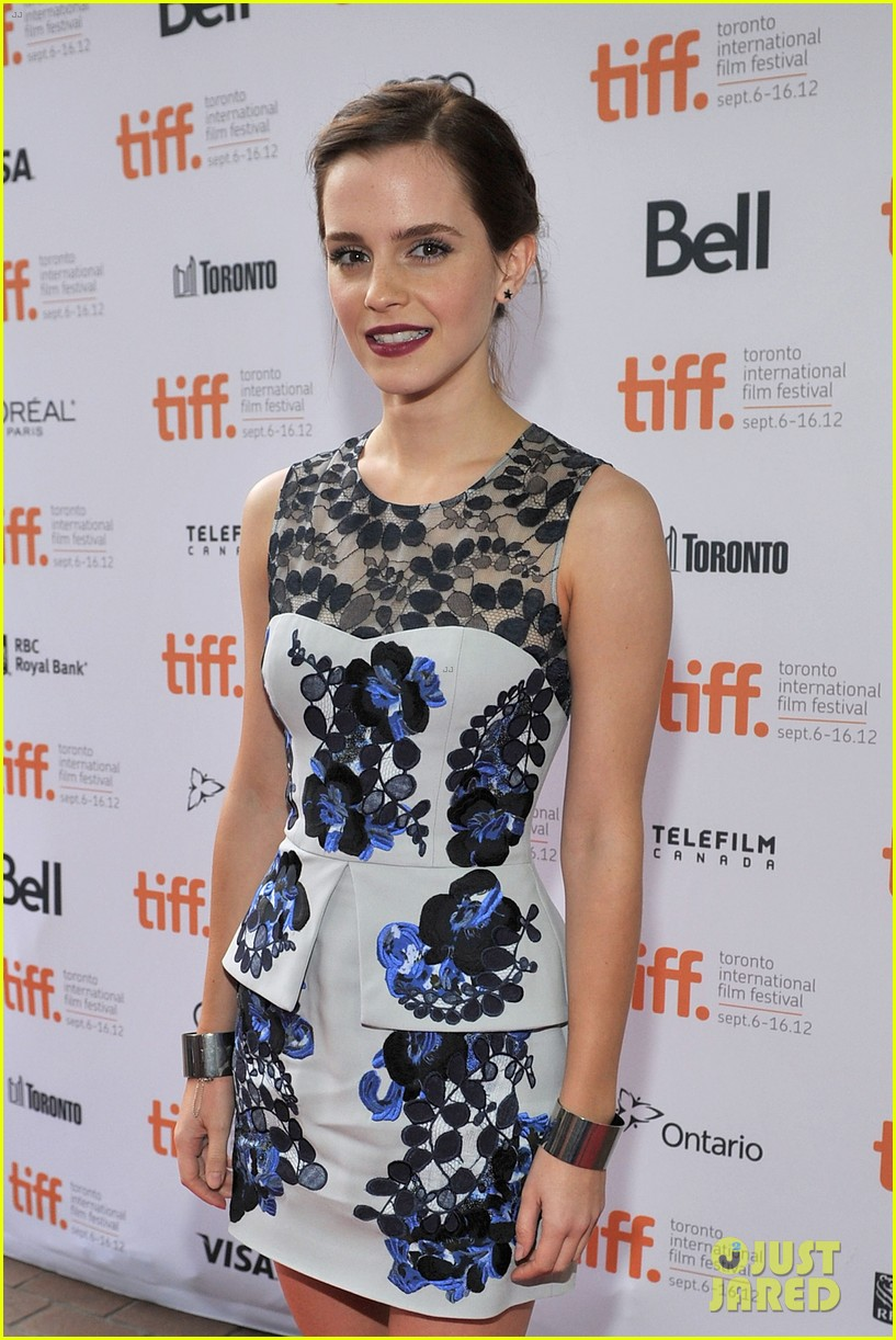 emma watson the perks of being a wallflower tiff premiere 162718407