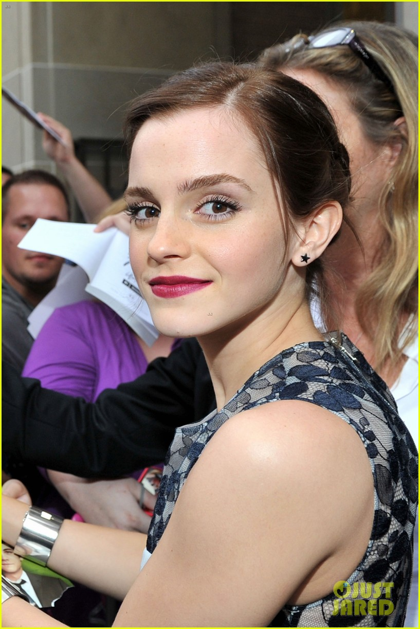 emma watson the perks of being a wallflower tiff premiere 32