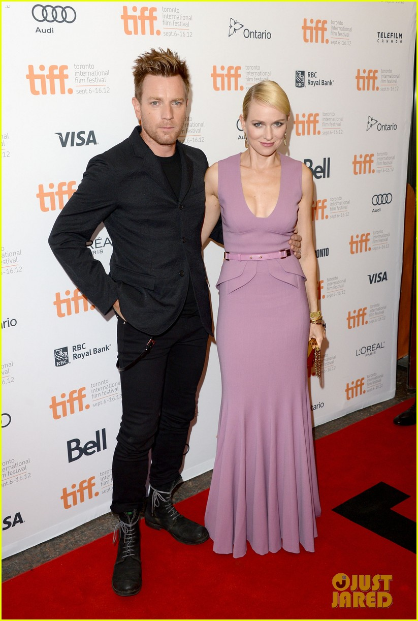 naomi watts impossible tiff premiere with ewan mcgregor 132718229