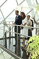 prince william duchess kate visit garden by the bay 25