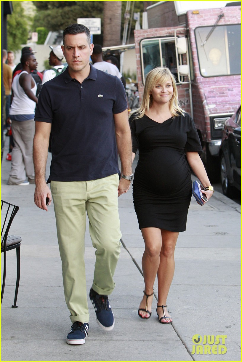 Reese Witherspoon Ryan Phillippe 2012