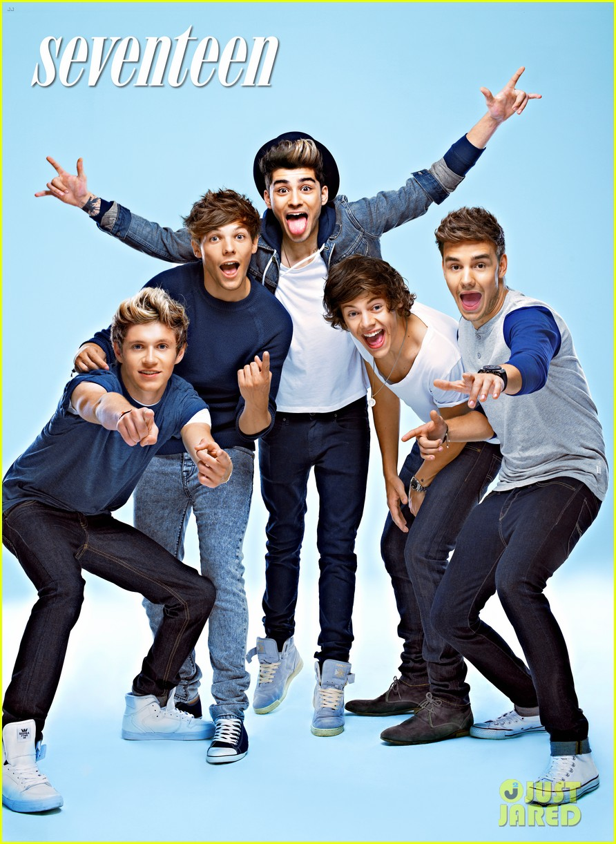 one direction covers seventeen november 2012 012736111