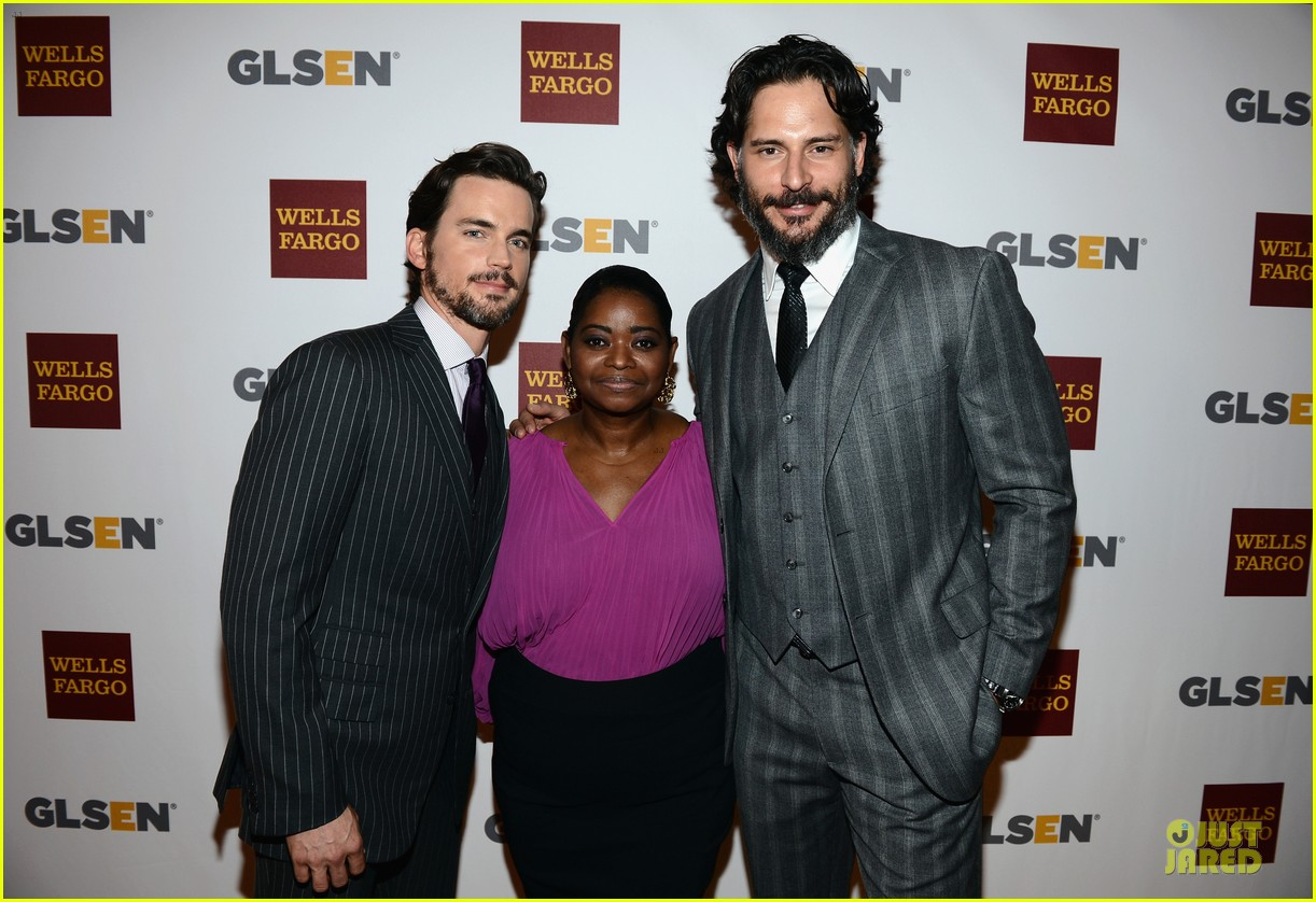 amy adams joe manganiello glsen awards 26