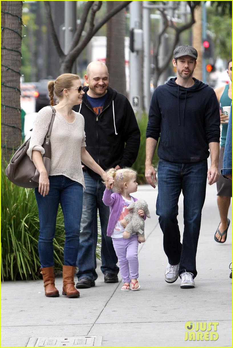 amy adams nate n als family lunch 082741955