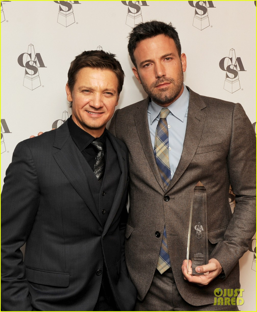 ben affleck jeremy renner casting society awards 022748353
