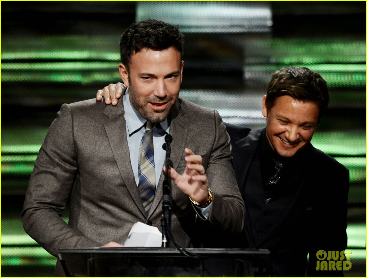 ben affleck jeremy renner casting society awards 092748360
