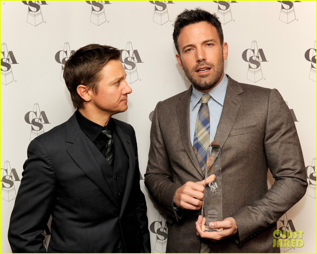 ben affleck jeremy renner casting society awards 142748365