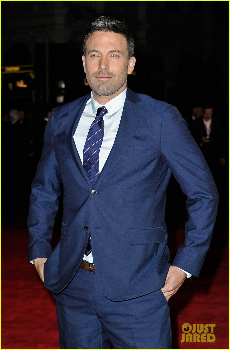 ben affleck argo london premiere 022739895