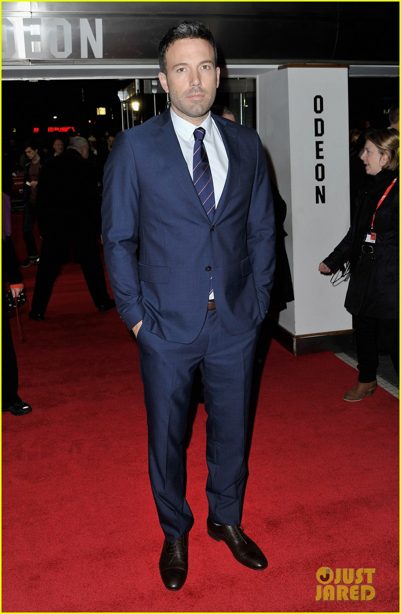 ben affleck argo london premiere 052739898