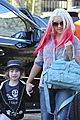 christina aguilera matthew rutler mr bones pumpkin patch with max 06