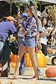 jessica alba alessandra ambrosio mr bones pumpkin patch beauties 08