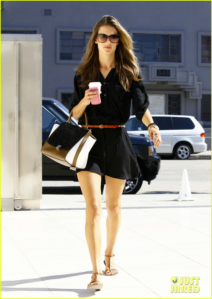alessandra ambrosio recording studio beauty 01