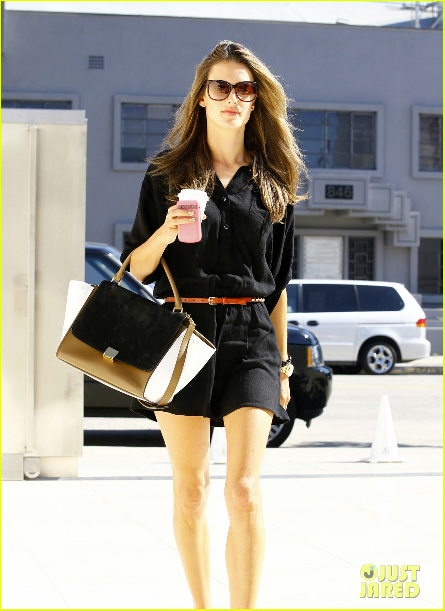 alessandra ambrosio recording studio beauty 102748080