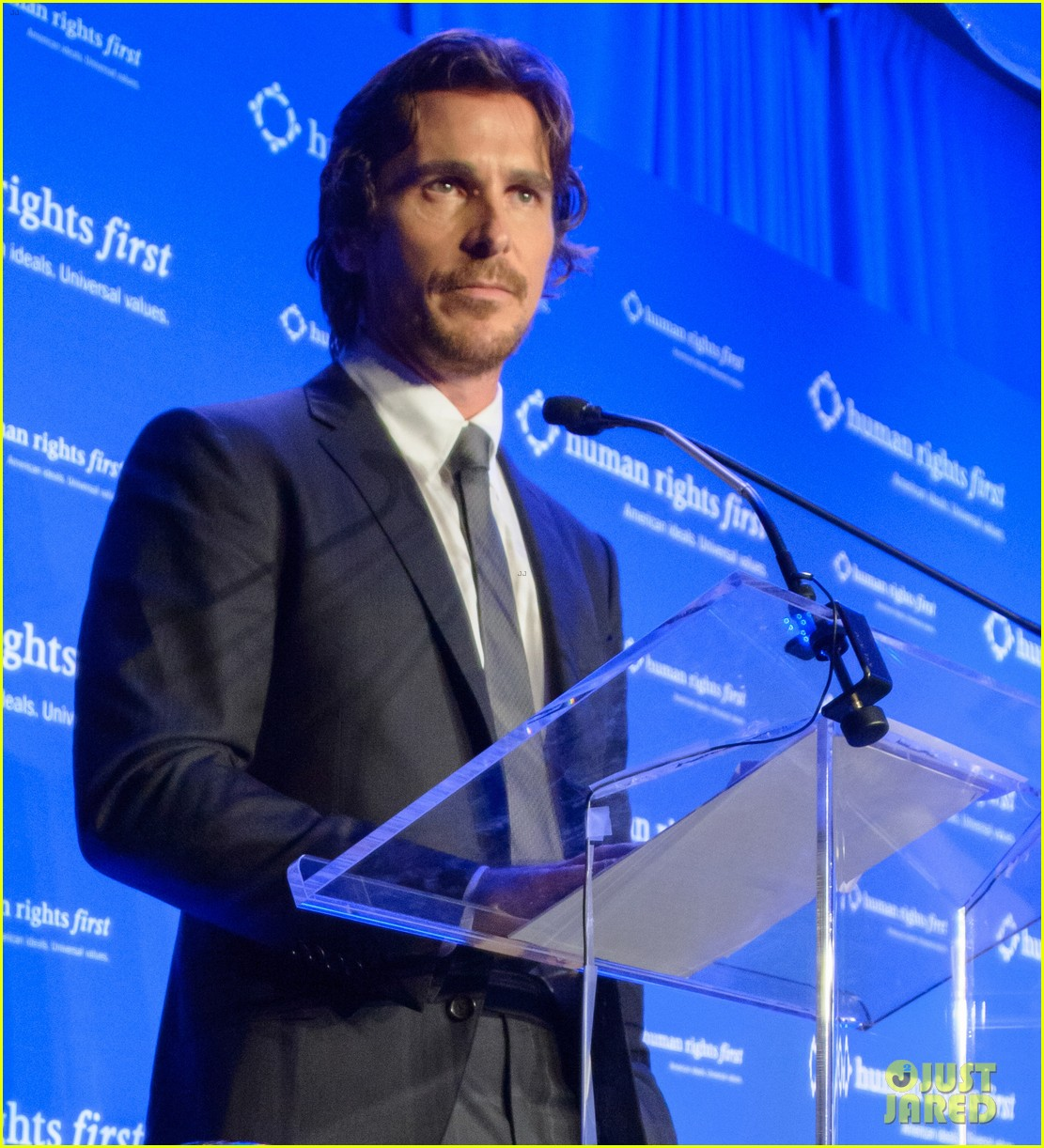 christian bale human rights award dinner 042744642