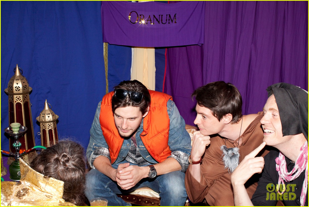 ben barnes just jared halloween party 2012 042747727