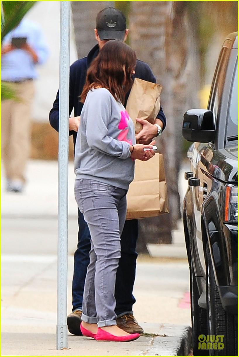 drew barrymore will kopelman post baby lunch 02
