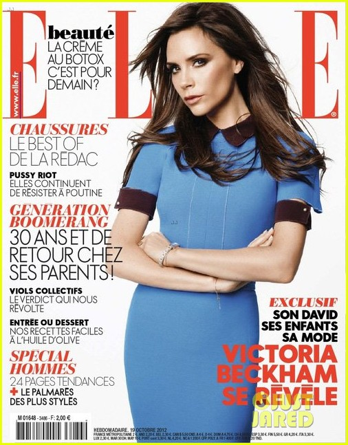victoria beckham covers elle france 042741662