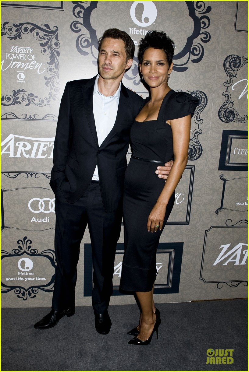 halle berry olivier martinez variety power of women event 032733573
