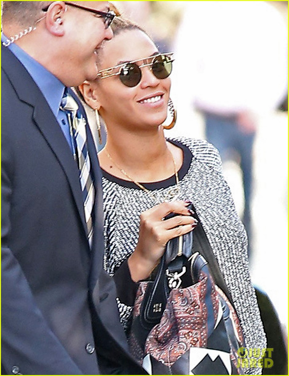 beyonce battery park dinner date with jay z 022741748