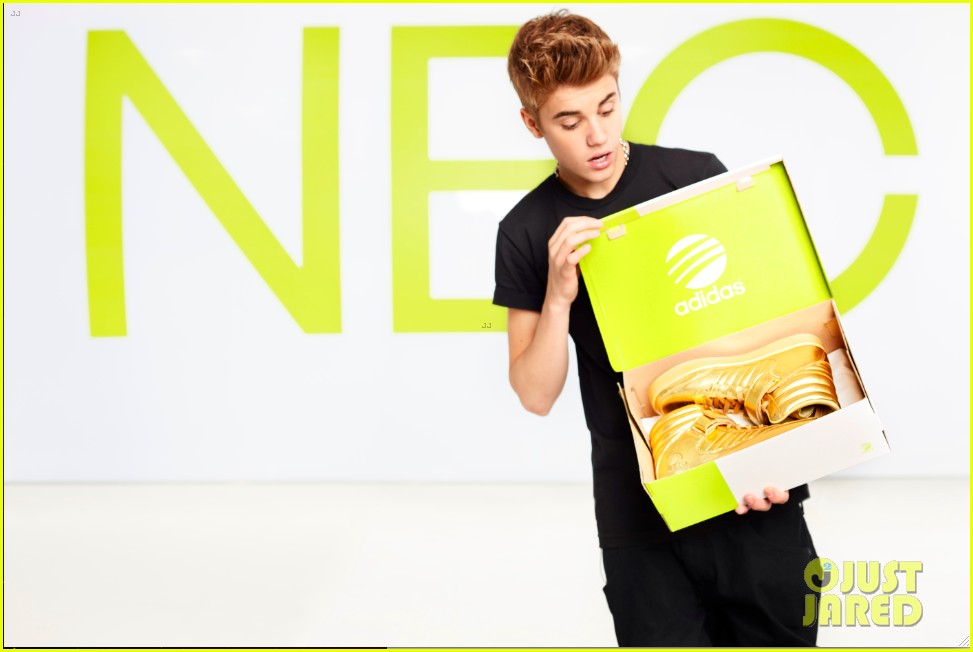 justin bieber adidas neo global style icon 032739216