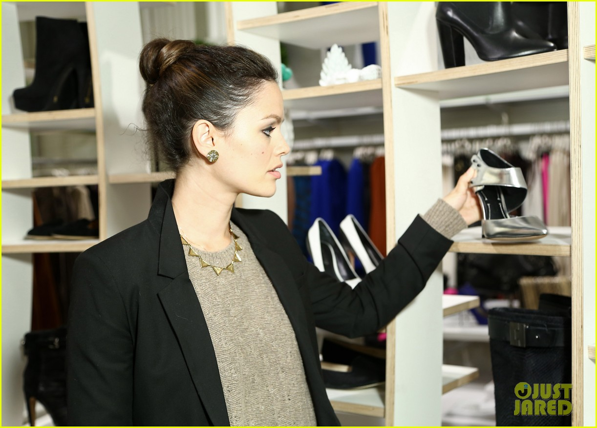 rachel bilson piperlime bff fashion event 04