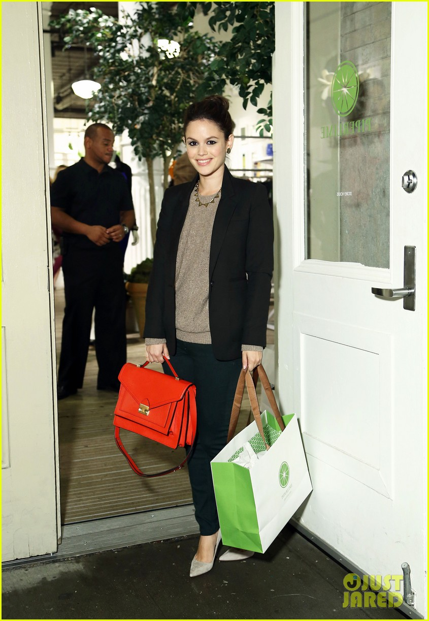 rachel bilson piperlime bff fashion event 05